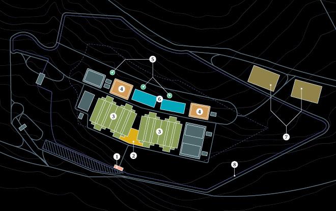 NSA Facilities