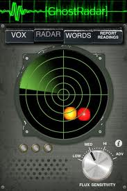 Android Application Ghost Radar