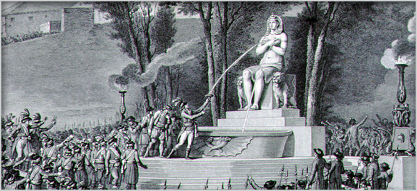 Isis Fountain