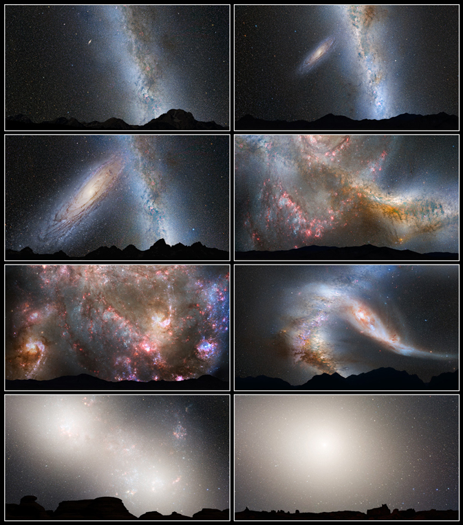 Galaxy Images.