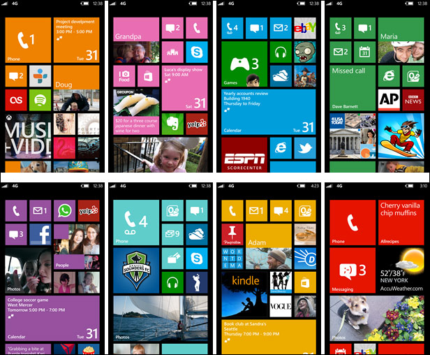 Microsoft introduces Windows 8