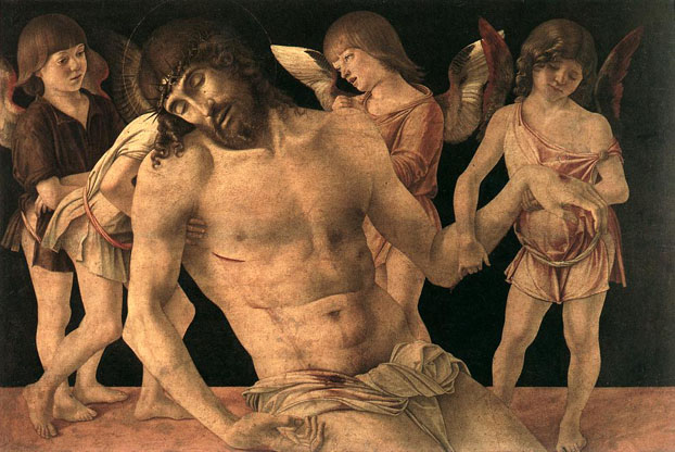 Christ By Bellini
