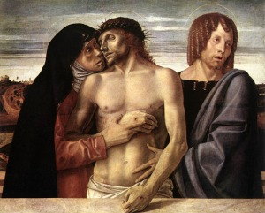Dead Christ supported_by the madonna and saint John pieta.jpg