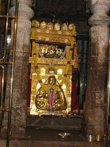 Raghavenra Temple,Mantralayam