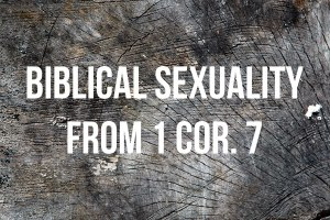 Bible and perversions