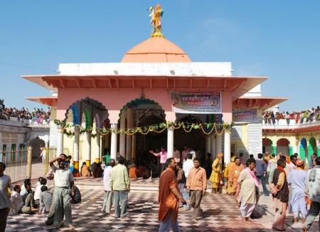 Temple for Balarama