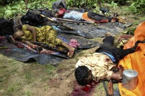 Adivasis killed as Maoists