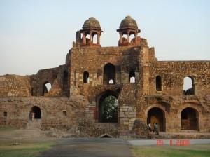 Humayun's Fort, Delhi