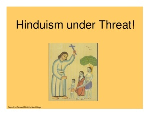 Conversion of Hindus
