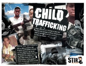 Evangelists  and Child trafficking.