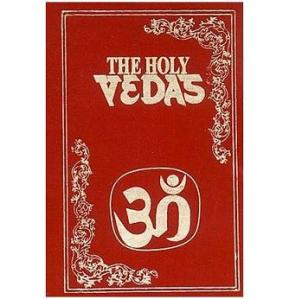 The Veds, Hindu Scripture