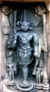One legged Shiva