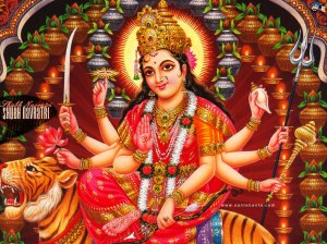 Durga to ward Off Evil