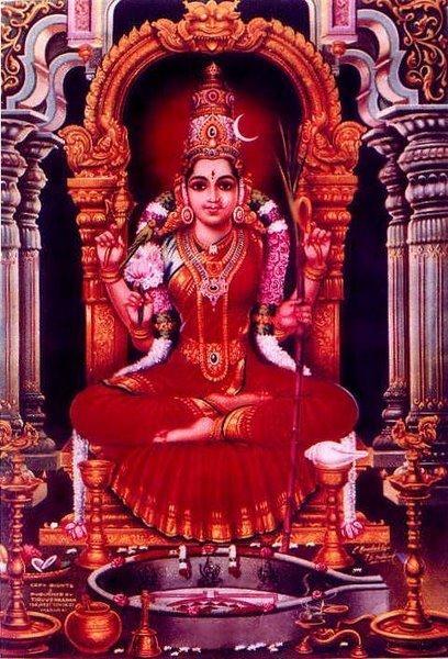 Devi Kamakshi