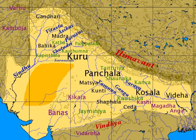 Sananat Dharma spread around he world