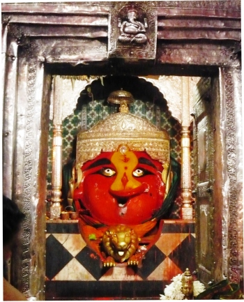Half Goddess Ekaveera Devi Right Hand Of Adishakti