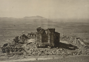 Hindu Temple destroyed