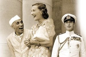 nehru had an affair with Edwina Mountbatten