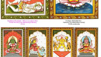 Sri Vidya Mantra Tantra Vidyas Sources Details | Ramani's blog