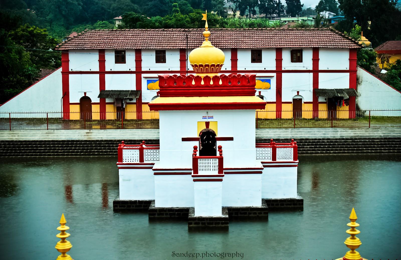 Omkareswara temple,Madikeri, Karnataka.Image'jpg.