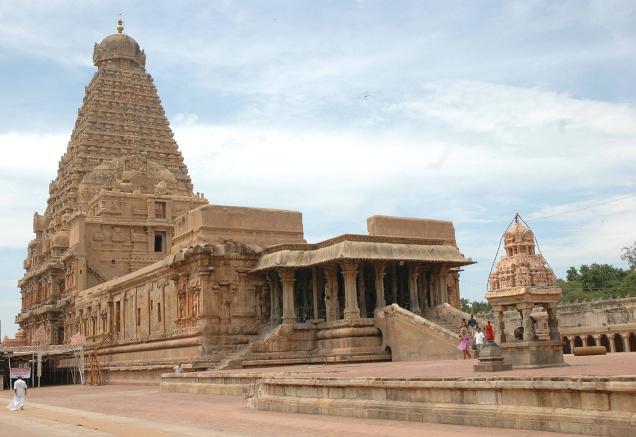 Temple of Shiva, Tanjore