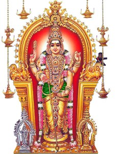 Murugan at Tiruchendur
