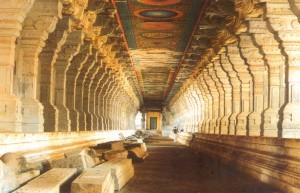 Temple Corridor,Rameshwaram
