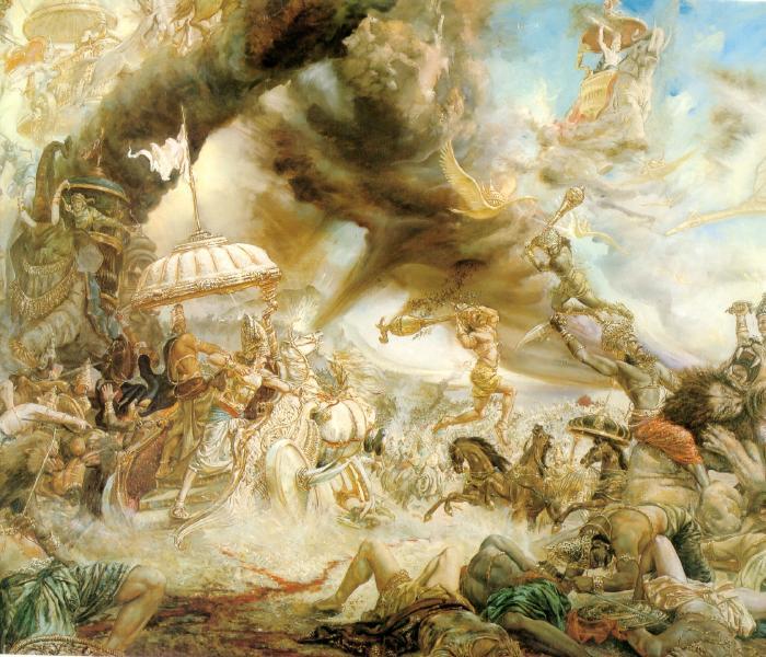 Mahabharata War.Image.jpg.