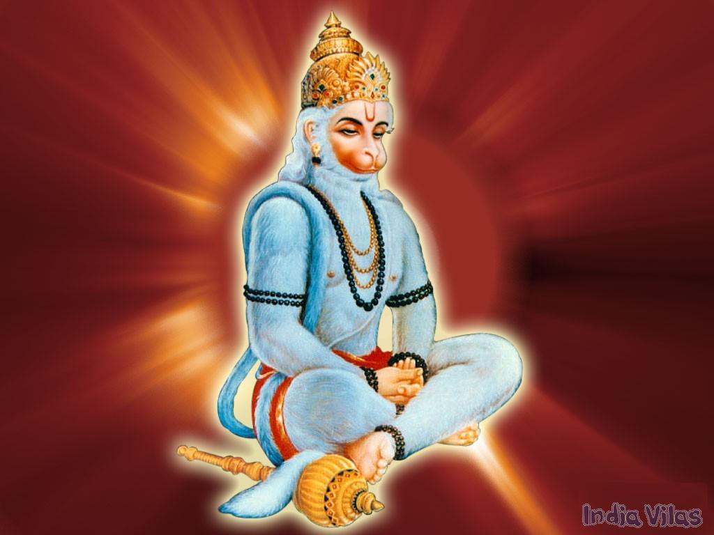 Protection From Danger Apad Udharaka Hanumath Stotram Vibishana