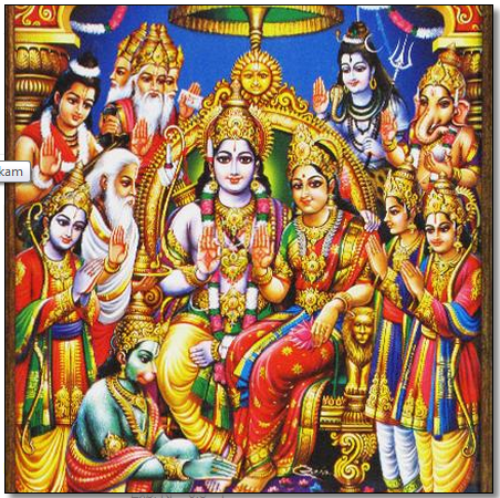 Valmiki Ramayana Summary In One Sloka Ramani S Blog
