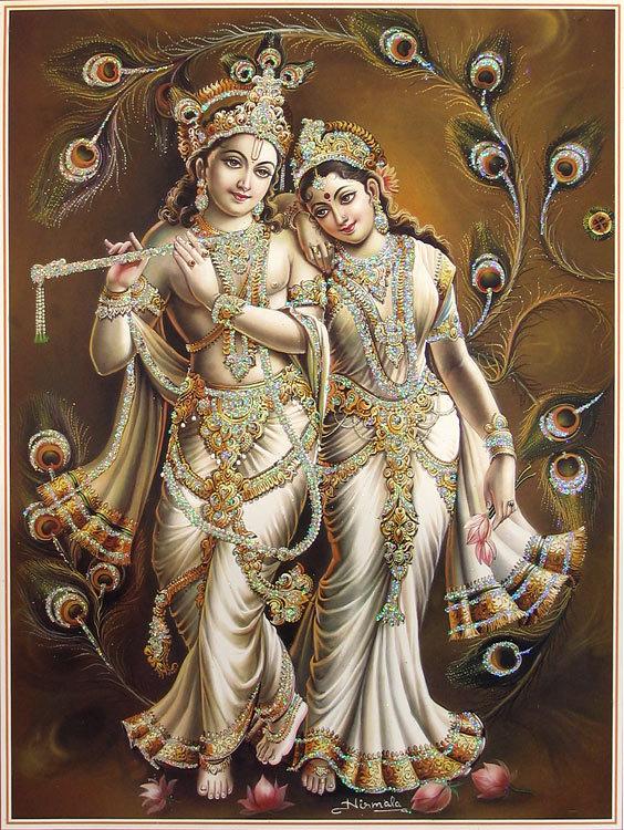 sri krishna radha pics