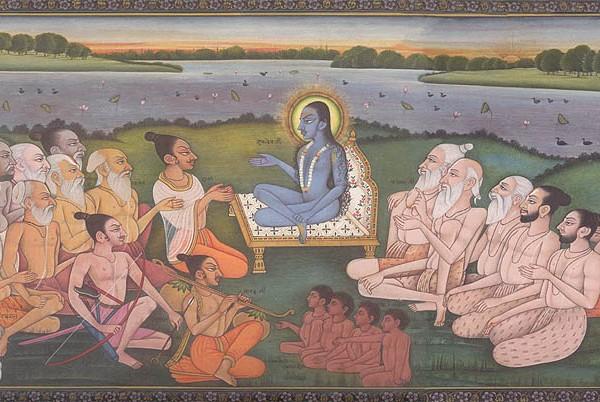 Sages Listening to Puranas.jpg