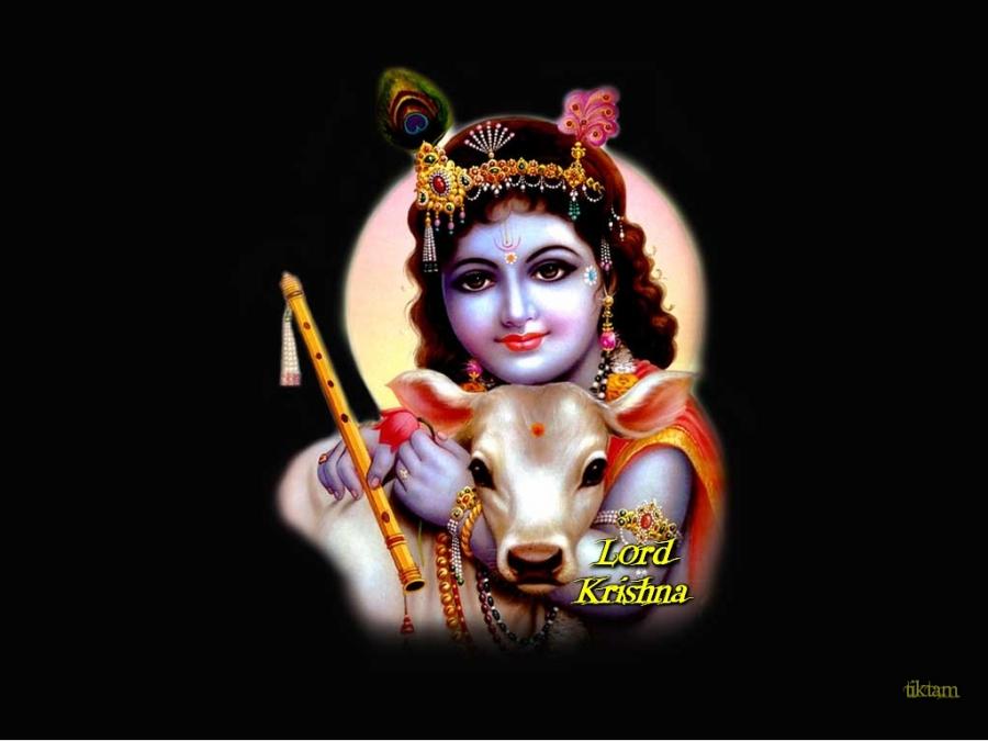 Krishna as a Toddler.jpgLord Krishna attended Tamil Poet summit.jpg