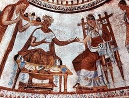 Etruscon painting