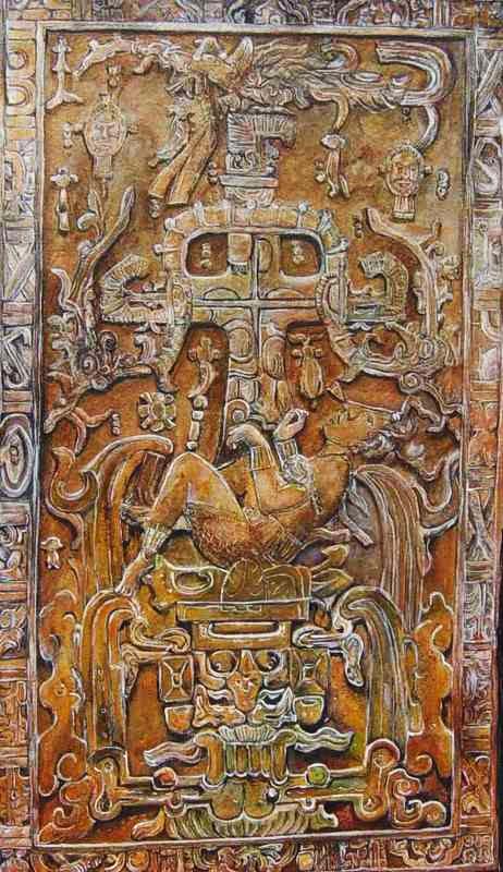 Inca Panel, Ancient Astrronaut,jpg