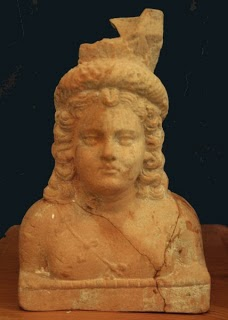Krishna Bust excavated from the ancient city of Susa,Iran.Image.jpg