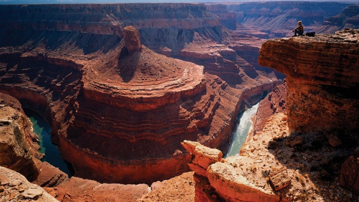 Shiva Linga,Grand Canyon.image
