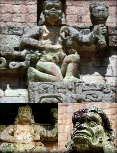 Hanuman, The Monkey God in Honduras or Mkaratdwaja, His Son?Image.jpg
