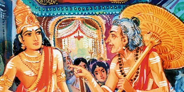 Sundarar , Shiva altercation.jpg