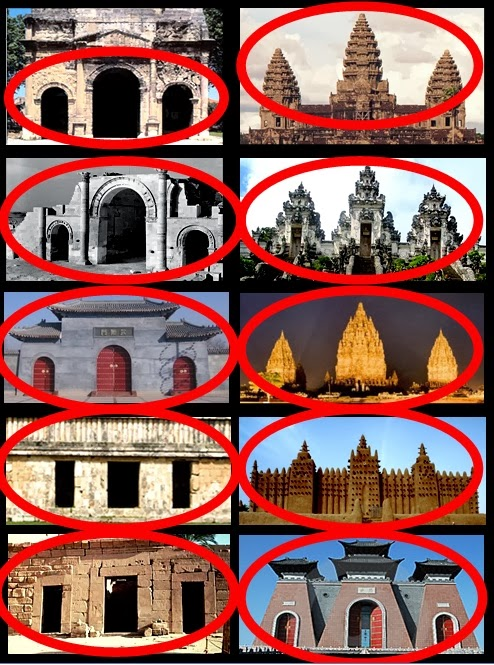 Temples found in various countries display Indian Temple architecture.jpg