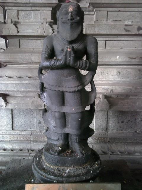 Agastya sculpture.image
