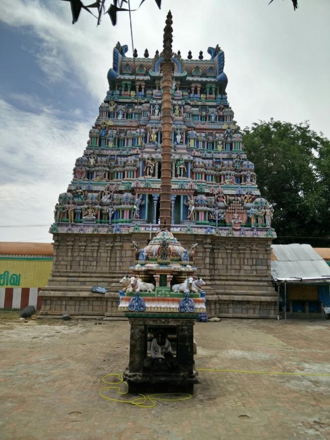 Thirunallur temple.