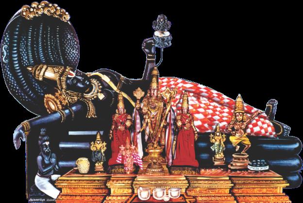 Sri Vaidhya Veeraraghava Swamy Temple at Thiruvallur