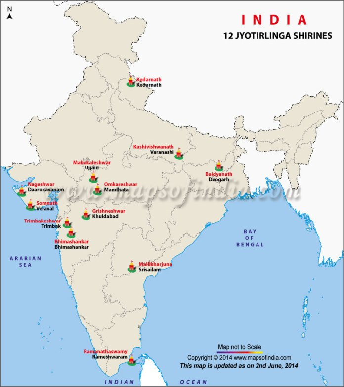 Jyotir Linga Locations.Image.jpg