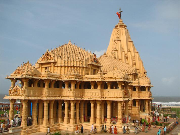 Somnath Temple,Gujarat.India
