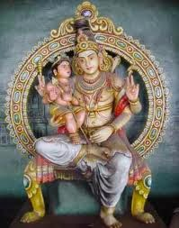 Murugan Teaching Shiva Samymalai