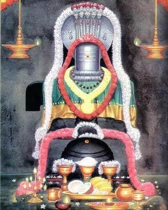 Shiva as Vaitheewara