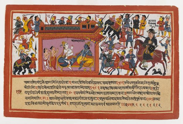 Kala Yavana Lays siege to Mathura,India