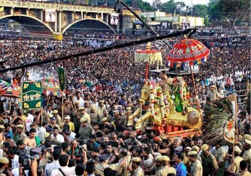 Chitrai Thiruvizha , Madurai