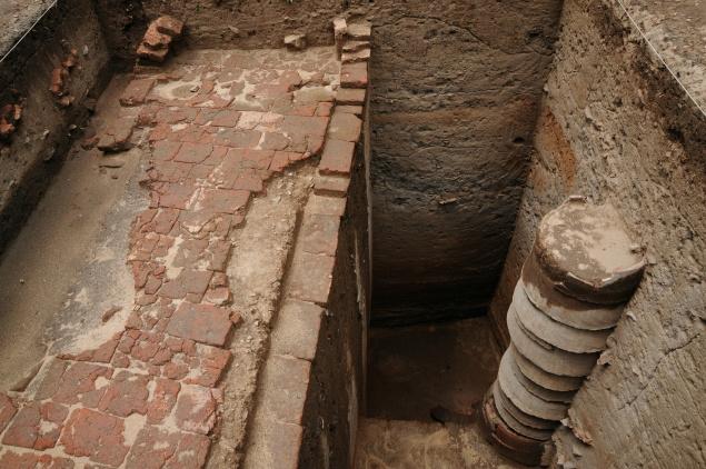 Remains in Madurai of Sangam Age 3 BC